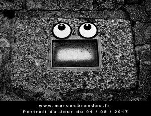 Portrait du jour 2017-08-04