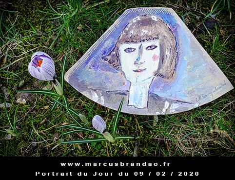 Portrait du Jour 2020-02-09