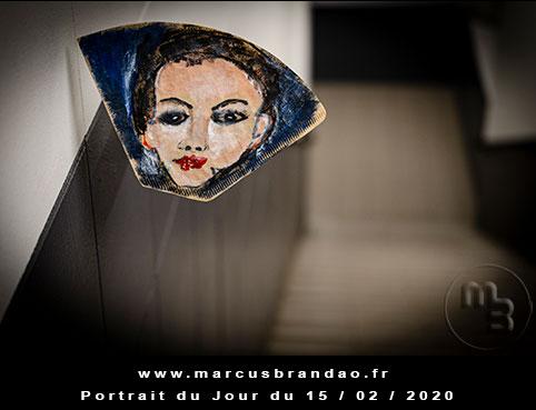 Portrait du Jour 2020-02-15
